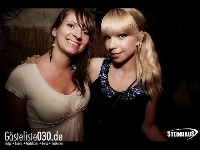 https://www.gaesteliste030.de/Partyfoto #4 Steinhaus Berlin vom 11.05.2012