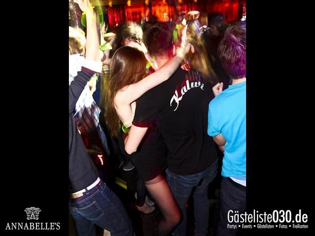 https://www.gaesteliste030.de/Partyfoto #89 Annabelle's Berlin vom 10.04.2012