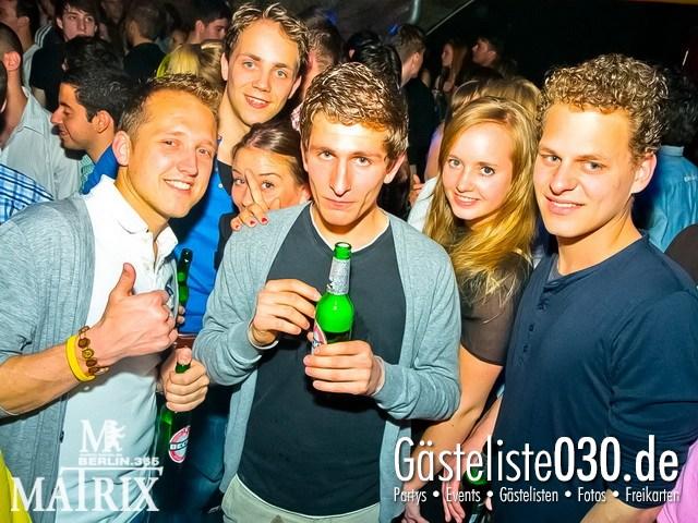 https://www.gaesteliste030.de/Partyfoto #18 Matrix Berlin vom 12.05.2012