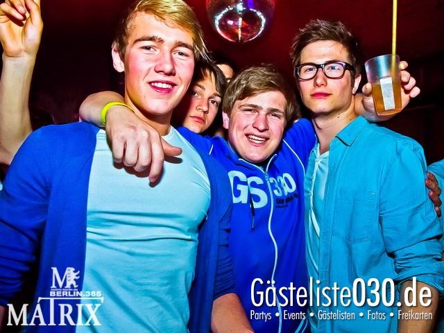 https://www.gaesteliste030.de/Partyfoto #8 Matrix Berlin vom 20.04.2012