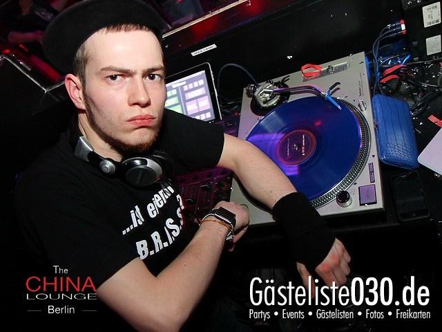 https://www.gaesteliste030.de/Partyfoto #72 China Lounge Berlin vom 13.01.2012