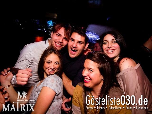 https://www.gaesteliste030.de/Partyfoto #74 Matrix Berlin vom 05.01.2012