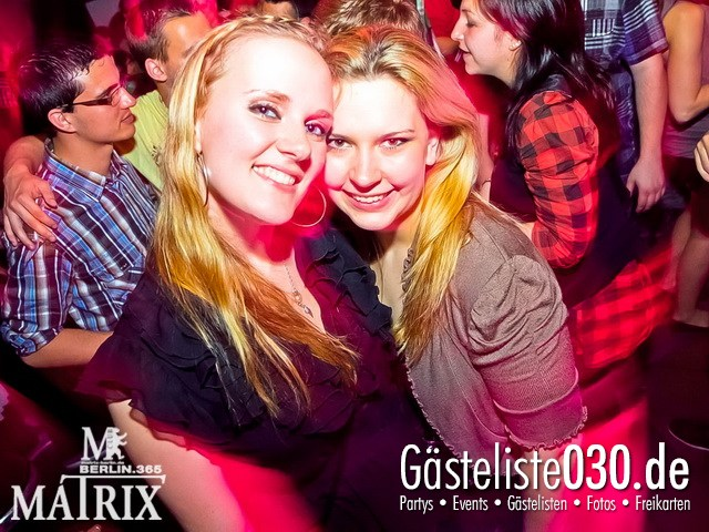 https://www.gaesteliste030.de/Partyfoto #72 Matrix Berlin vom 26.04.2012