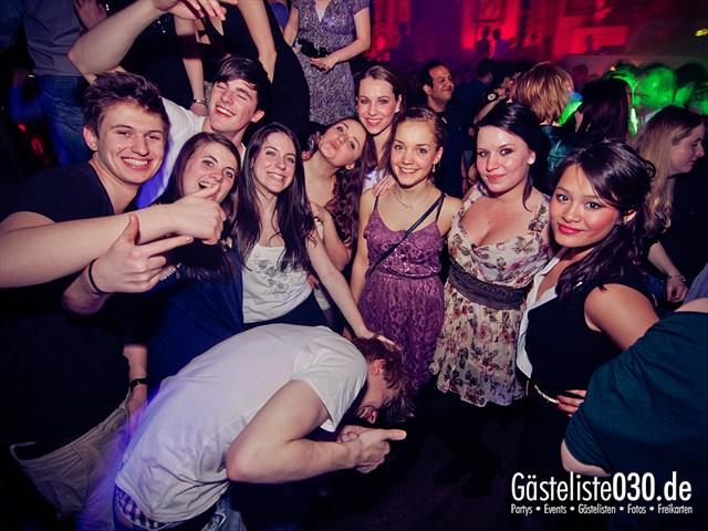 Partypics Adagio 16.03.2012 Ladies Night powered by 93,6 JAM FM BERLIN