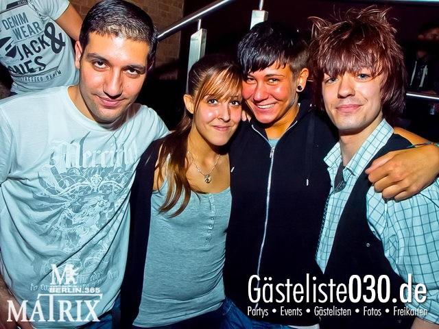 https://www.gaesteliste030.de/Partyfoto #63 Matrix Berlin vom 10.05.2012