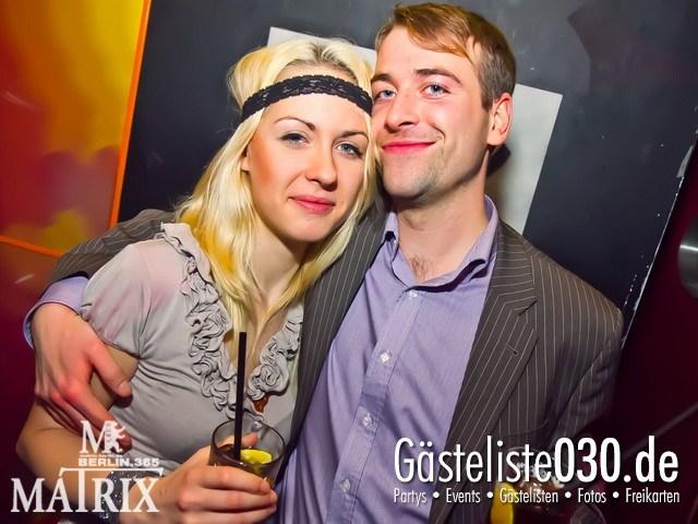 https://www.gaesteliste030.de/Partyfoto #85 Matrix Berlin vom 21.01.2012