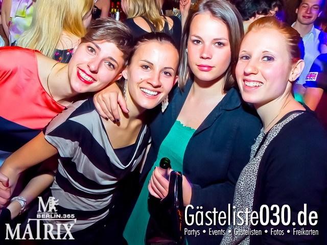 https://www.gaesteliste030.de/Partyfoto #85 Matrix Berlin vom 21.04.2012