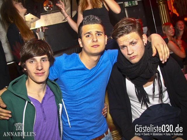 https://www.gaesteliste030.de/Partyfoto #48 Annabelle's Berlin vom 11.04.2012