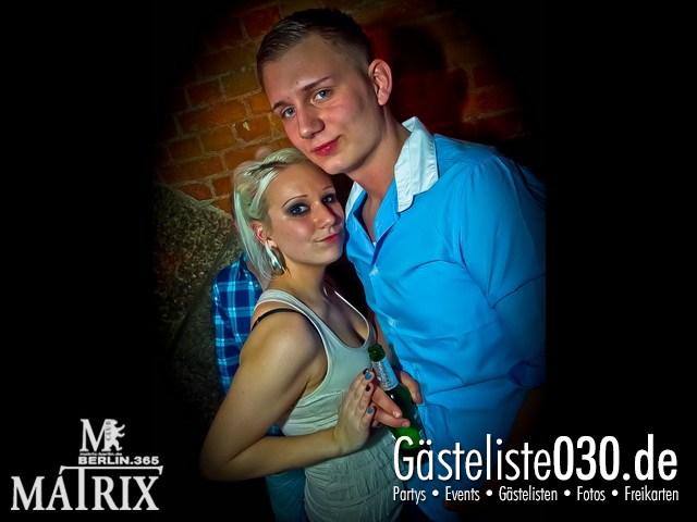 https://www.gaesteliste030.de/Partyfoto #55 Matrix Berlin vom 10.10.2011