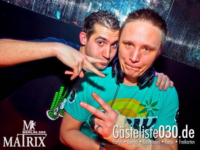 https://www.gaesteliste030.de/Partyfoto #108 Matrix Berlin vom 25.04.2012