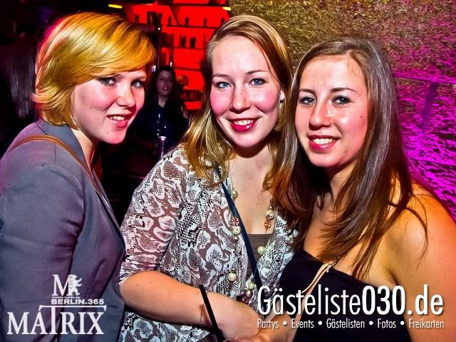 https://www.gaesteliste030.de/Partyfoto #56 Matrix Berlin vom 10.10.2011