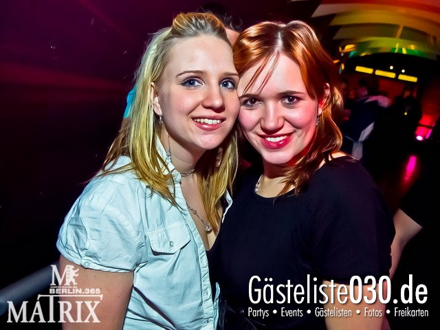 https://www.gaesteliste030.de/Partyfoto #101 Matrix Berlin vom 10.12.2011