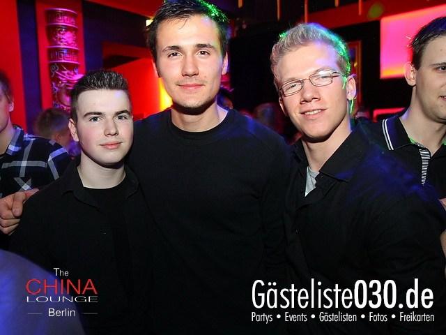 https://www.gaesteliste030.de/Partyfoto #38 China Lounge Berlin vom 13.01.2012