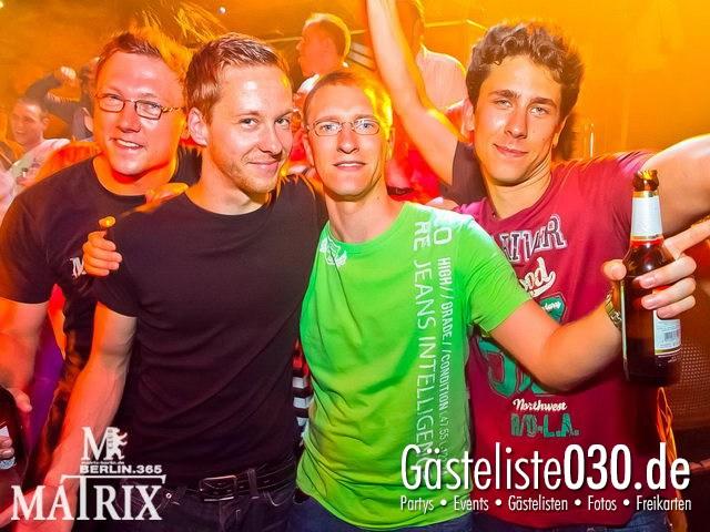 https://www.gaesteliste030.de/Partyfoto #38 Matrix Berlin vom 09.05.2012