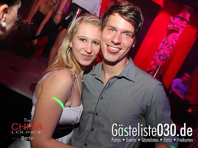 https://www.gaesteliste030.de/Partyfoto #108 China Lounge Berlin vom 13.01.2012