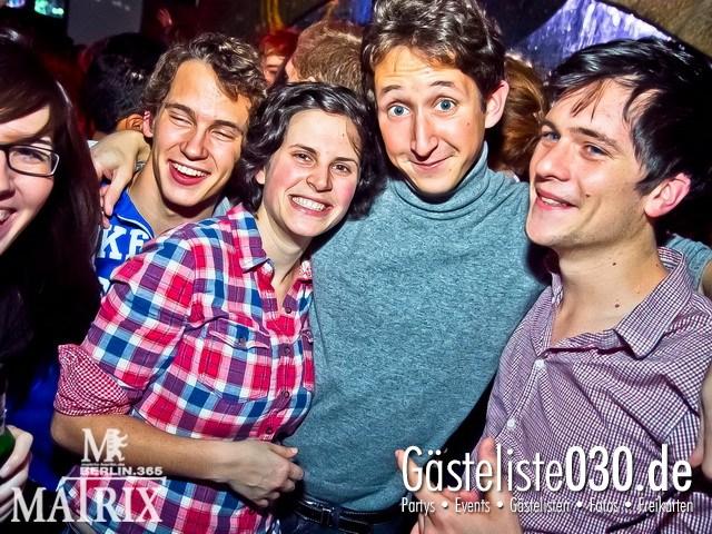 https://www.gaesteliste030.de/Partyfoto #58 Matrix Berlin vom 19.01.2012