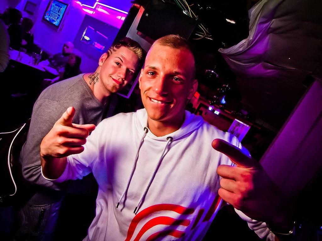 Partyfoto #75 Maxxim 30.01.2012 Monday Nite Club