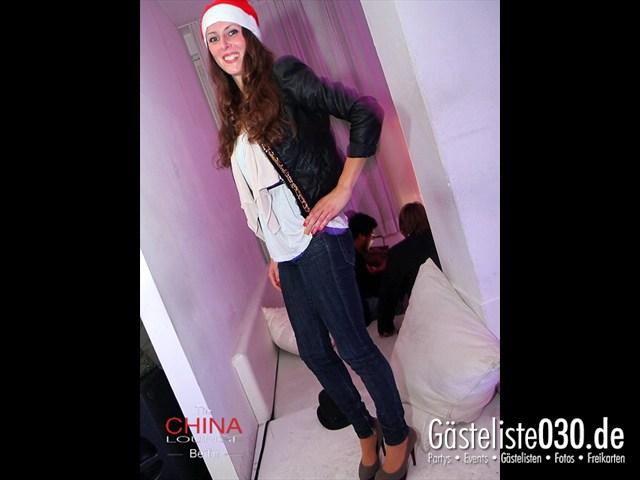 https://www.gaesteliste030.de/Partyfoto #17 China Lounge Berlin vom 09.12.2011