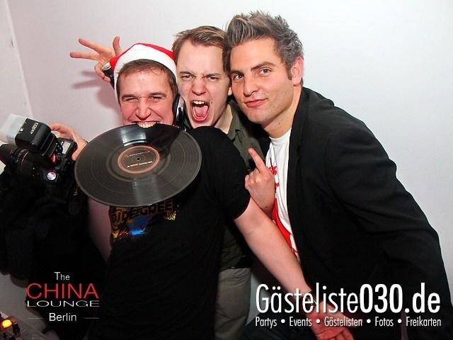 https://www.gaesteliste030.de/Partyfoto #38 China Lounge Berlin vom 09.12.2011