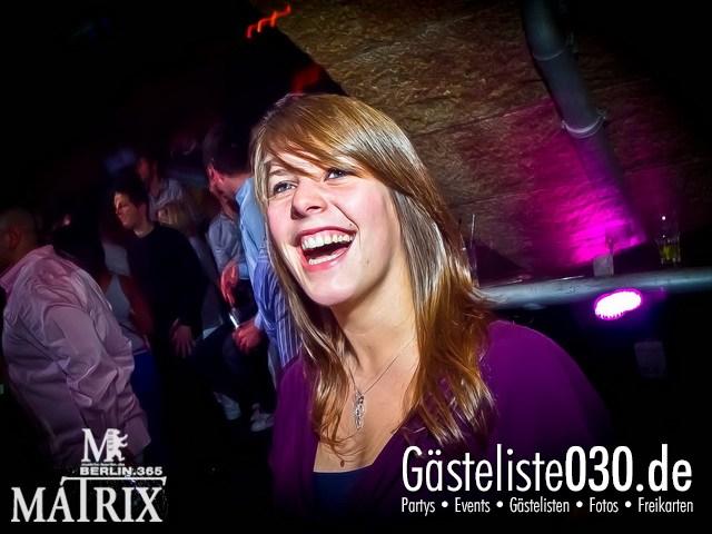 https://www.gaesteliste030.de/Partyfoto #48 Matrix Berlin vom 23.03.2012