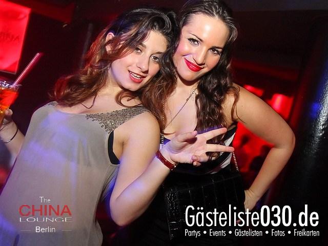 https://www.gaesteliste030.de/Partyfoto #65 China Lounge Berlin vom 09.12.2011