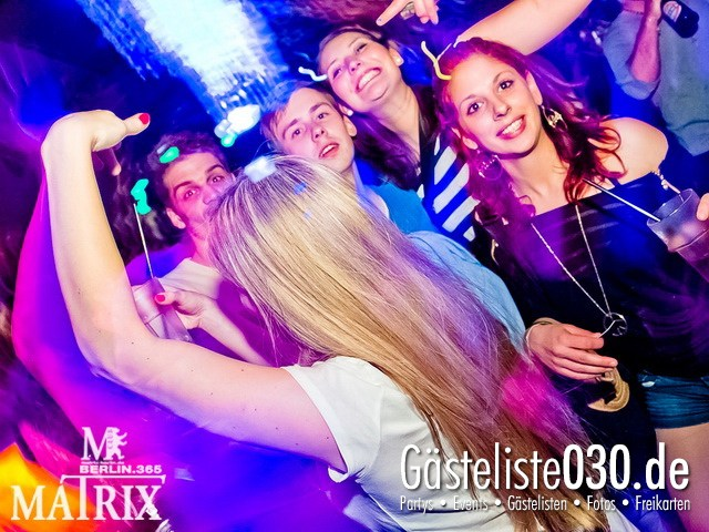 https://www.gaesteliste030.de/Partyfoto #22 Matrix Berlin vom 04.04.2012