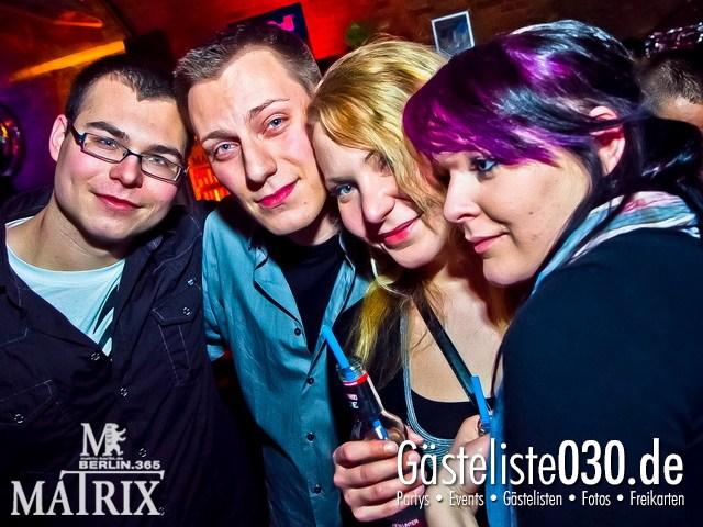 https://www.gaesteliste030.de/Partyfoto #69 Matrix Berlin vom 11.02.2011