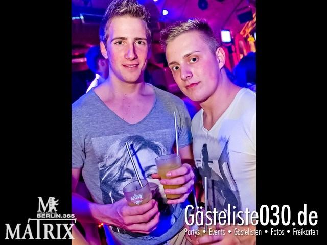 https://www.gaesteliste030.de/Partyfoto #61 Matrix Berlin vom 11.04.2012