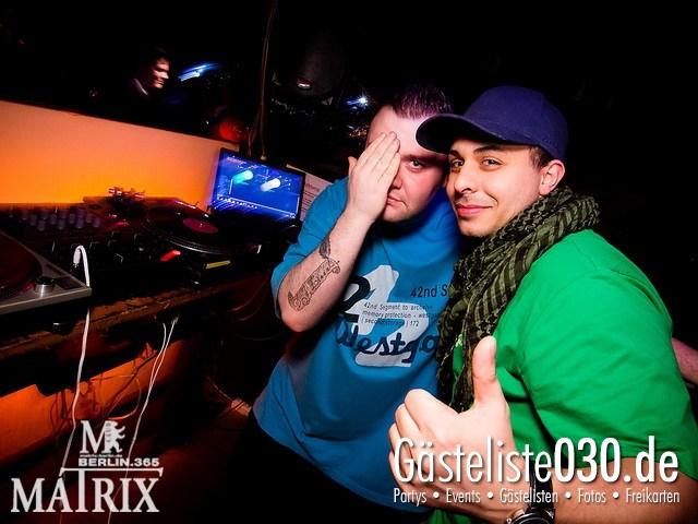 https://www.gaesteliste030.de/Partyfoto #86 Matrix Berlin vom 05.01.2012