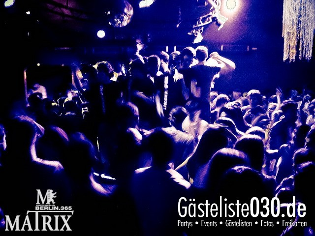 https://www.gaesteliste030.de/Partyfoto #5 Matrix Berlin vom 19.04.2012