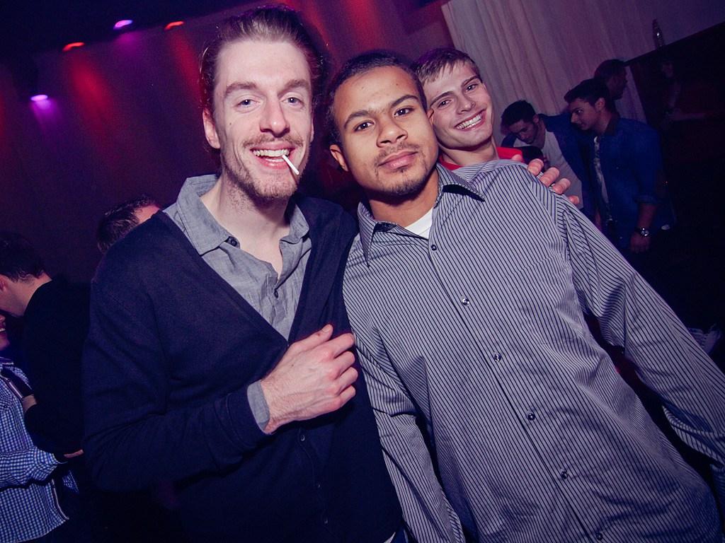 Partyfoto #50 Spindler & Klatt 07.01.2012 Nachtlegenden *that's awesome* One Year