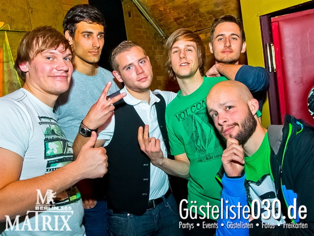 Partyfoto #49 Matrix 12.05.2012 Fruity!