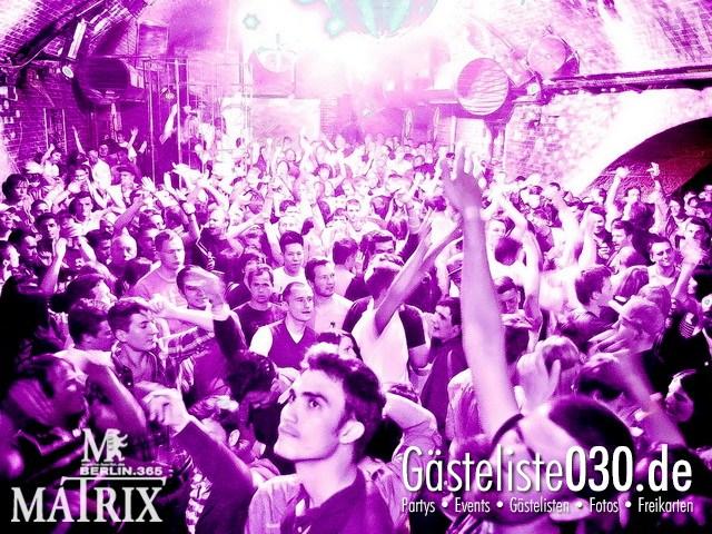 https://www.gaesteliste030.de/Partyfoto #1 Matrix Berlin vom 12.05.2012