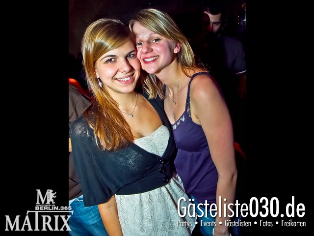 https://www.gaesteliste030.de/Partyfoto #78 Matrix Berlin vom 29.12.2011