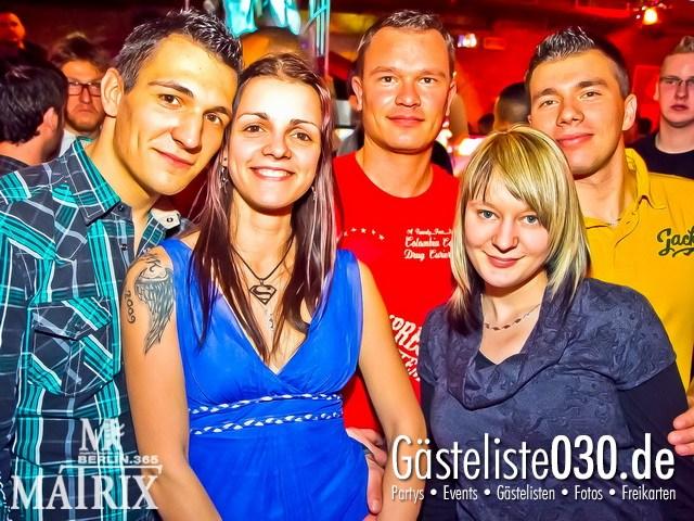 https://www.gaesteliste030.de/Partyfoto #81 Matrix Berlin vom 07.01.2012