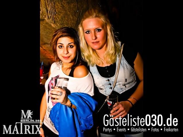 https://www.gaesteliste030.de/Partyfoto #15 Matrix Berlin vom 12.01.2012