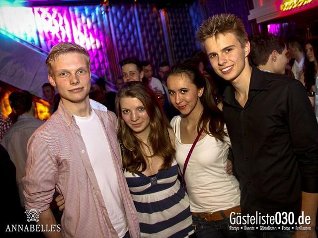 https://www.gaesteliste030.de/Partyfoto #55 Annabelle's Berlin vom 09.04.2012