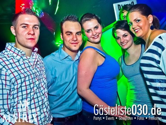 https://www.gaesteliste030.de/Partyfoto #72 Matrix Berlin vom 28.03.2012