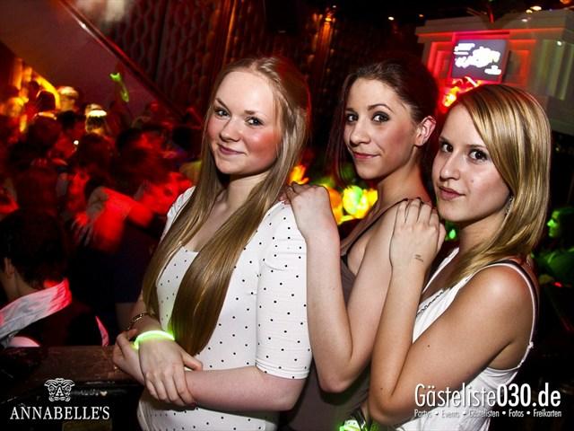 https://www.gaesteliste030.de/Partyfoto #25 Annabelle's Berlin vom 10.04.2012