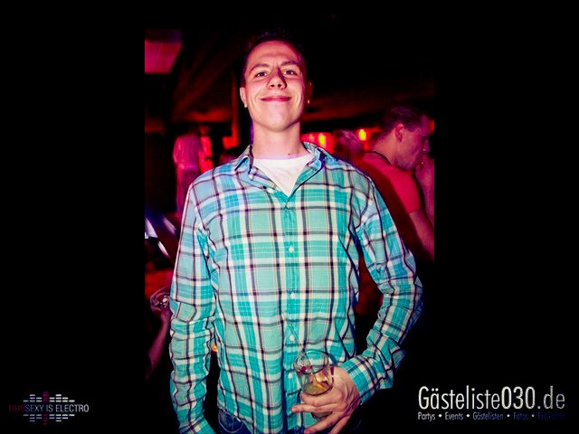 Partyfoto #50 China Lounge 17.02.2012 3 Jahre Housexy Is Electro