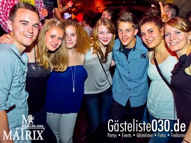 https://www.gaesteliste030.de/Partyfoto #75 Matrix Berlin vom 09.05.2012