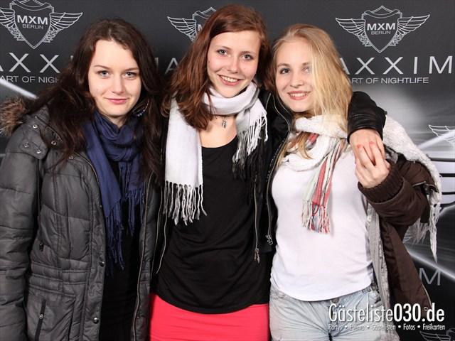 https://www.gaesteliste030.de/Partyfoto #39 Maxxim Berlin vom 30.03.2012