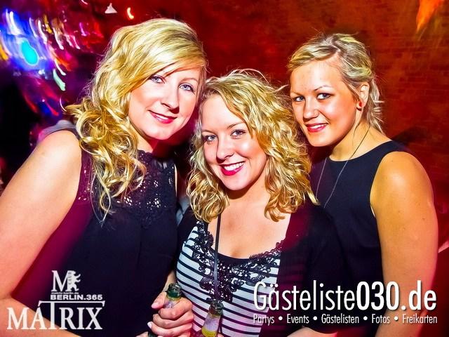 https://www.gaesteliste030.de/Partyfoto #6 Matrix Berlin vom 23.03.2012