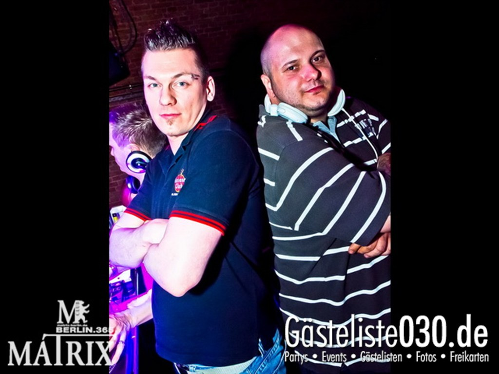 Partyfoto #50 Matrix 28.03.2012 Allure