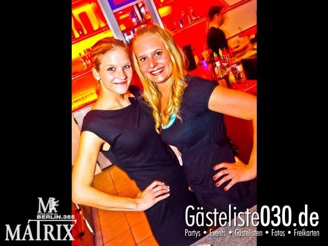 https://www.gaesteliste030.de/Partyfoto #4 Matrix Berlin vom 23.03.2012