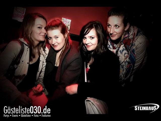 https://www.gaesteliste030.de/Partyfoto #56 Steinhaus Berlin vom 20.04.2012