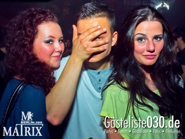 https://www.gaesteliste030.de/Partyfoto #125 Matrix Berlin vom 25.04.2012