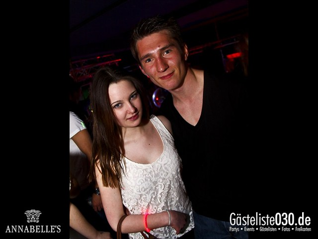 https://www.gaesteliste030.de/Partyfoto #103 Annabelle's Berlin vom 10.04.2012