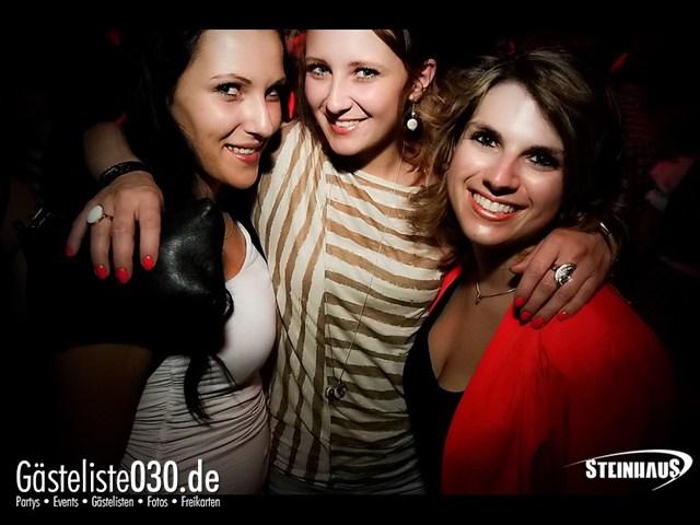 https://www.gaesteliste030.de/Partyfoto #7 Steinhaus Berlin vom 04.05.2012