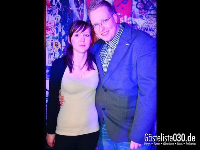 https://www.gaesteliste030.de/Partyfoto #61 Box Gallery Berlin vom 05.04.2012